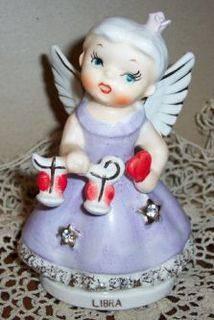 ceramic libra angel