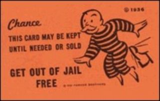 Get Out Of Jail Free Card Image