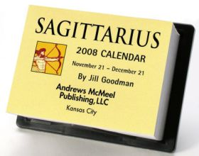 sagittarius calendar