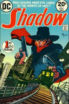 shadow comic book