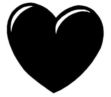 Open Question: What Do You Know About People Who Have A Dark Or Black Heart??