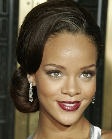 New Rihanna hairstyles;