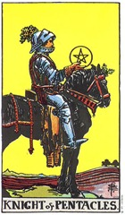 knight-pentacles
