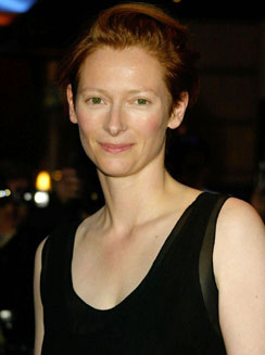 Tilda Swinton astrology
