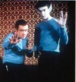 doug and the slug star trek kirk spock bennett