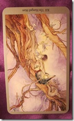 Dixie's Daily Tarot, September 7, 2010: Making Peace With Uncertainty
