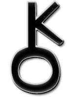 Chiron glyph
