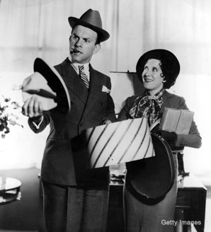 George and Gracie Burns