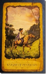 Dixie's Daily Tarot, November 8, 2010: Synthesis for Perspective