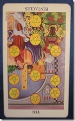 Dixie's Daily Tarot, November 12, 2010: Staying in the Flow