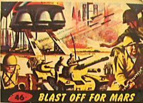 mars blast