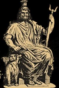 pluto-god