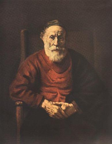 portrait-of-an-old-man-in-red