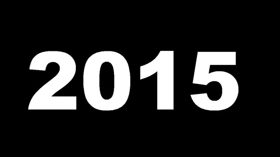 How will things look in 2015?