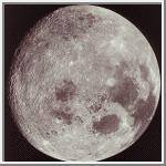 Lunar return report graphic