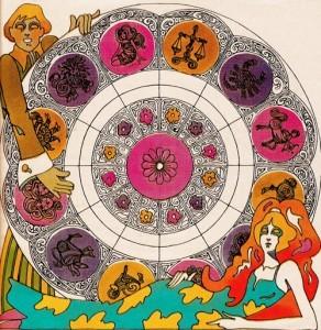 zodiac vintage wheel