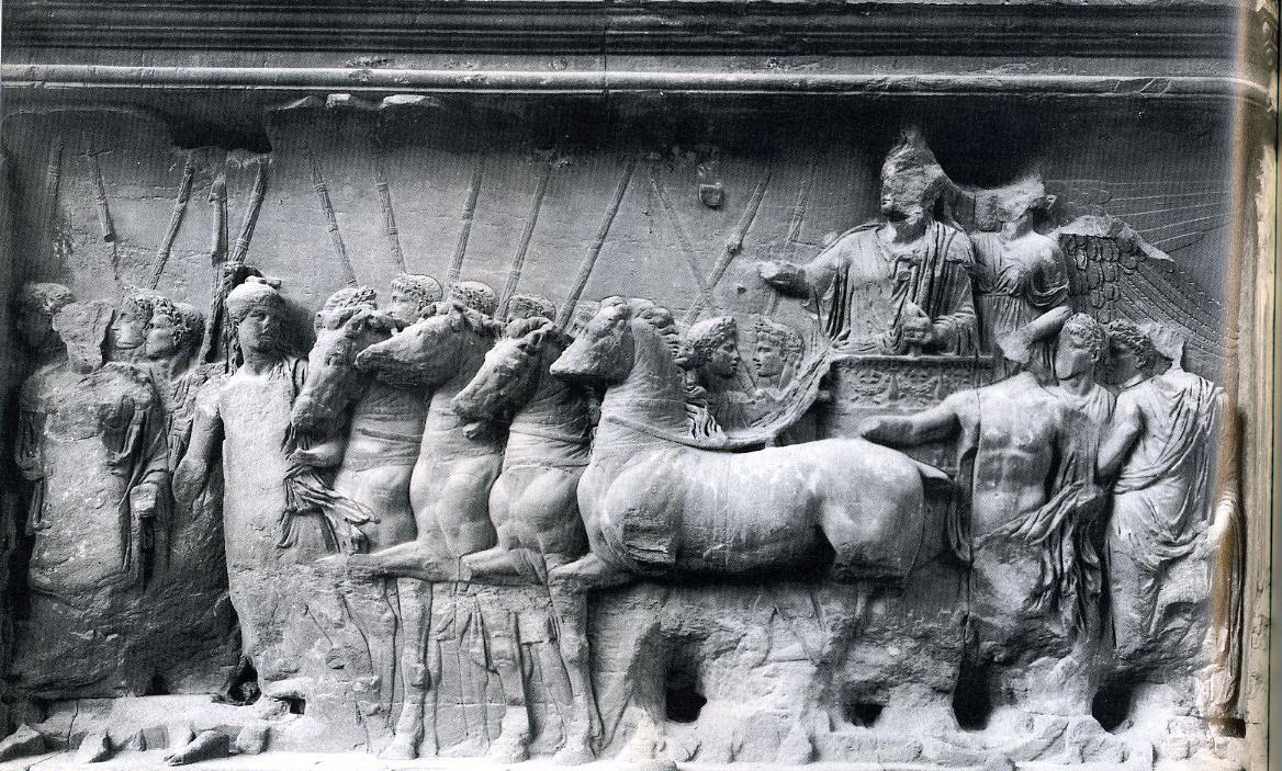 titus_triumph victory parade