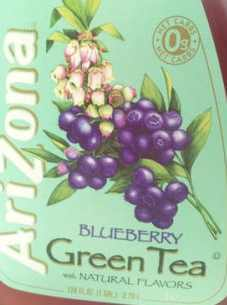 blueberry tea arizona