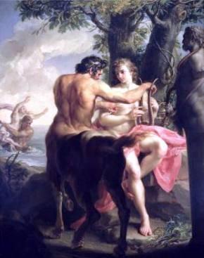 centaur painting