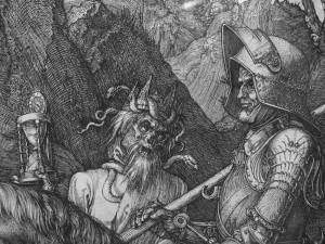 The Knight Death And The Devil