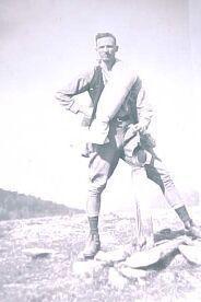 hiking 1923