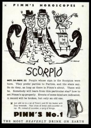 Scorpio ad 1953
