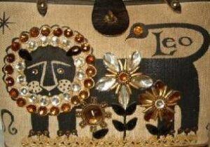 leo enid collins purse brown