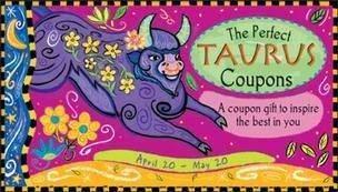 The perfect Taurus coupon
