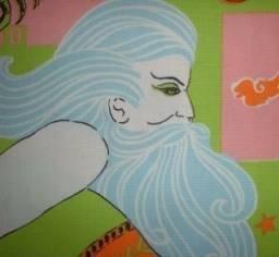 aquarius bearded man