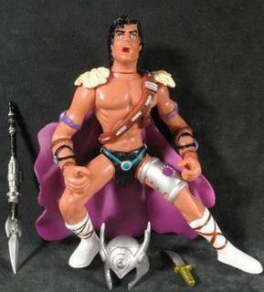 Tarzan action figure