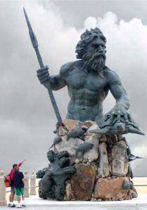 Neptune tourists