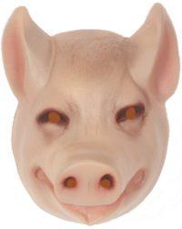 pig face mask