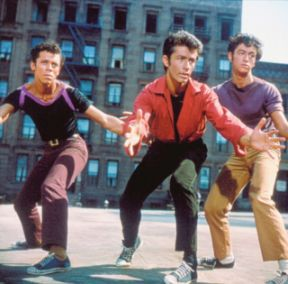 west side story fight