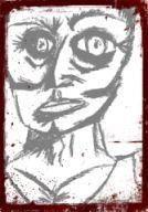 mental illness line drawing