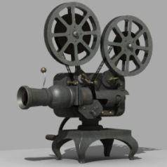projector old