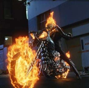 Astrology And Movies: Ghost Rider, Burning Love, Mars In