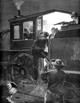 Cargo Theft: Modern Day Train Robbery
