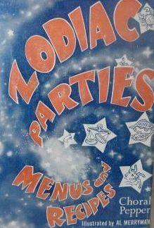 zodiac parties vintage