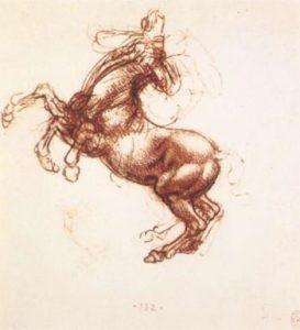 sagitarius horse davinci