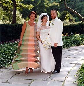 ugly bridesmaid dress