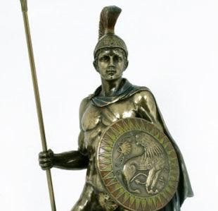 mars warrior god