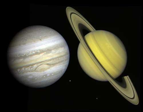 Jupiter Conjunct Saturn, Plus Sagittarius / Capricorn Hybrids | ElsaElsa