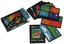 aquarius cards vintage