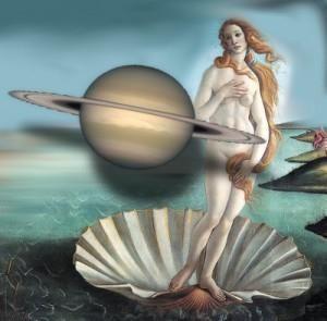 Venus Saturn elsaelsa
