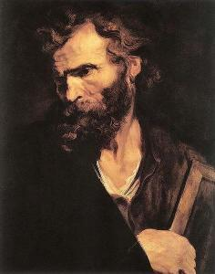 Saint Jude Anthony Van Dyke 1599-1641