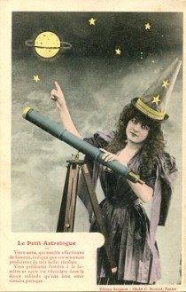 Vintage cigarette card