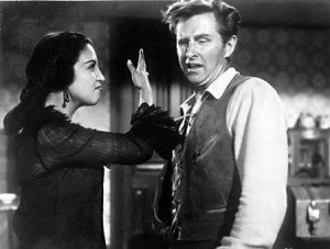High Noon (1952)Directed by Fred ZinnemannShown: Katy Jurado, Lloyd Bridges
