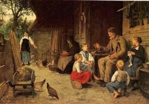 granddad tells a story