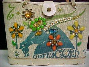 Capricorn Enid Collins purse
