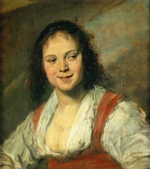 Gypsy Girl. 1628–30. Oil on wood